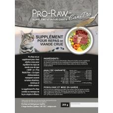 Pro-Raw (chats) vitamines et minéraux